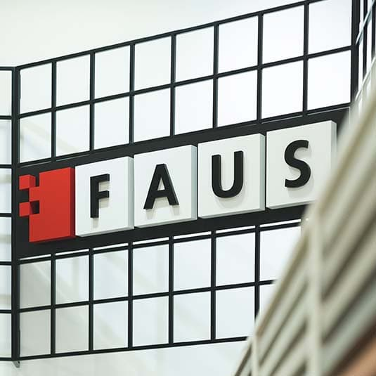 FAUS SHOWROOMS