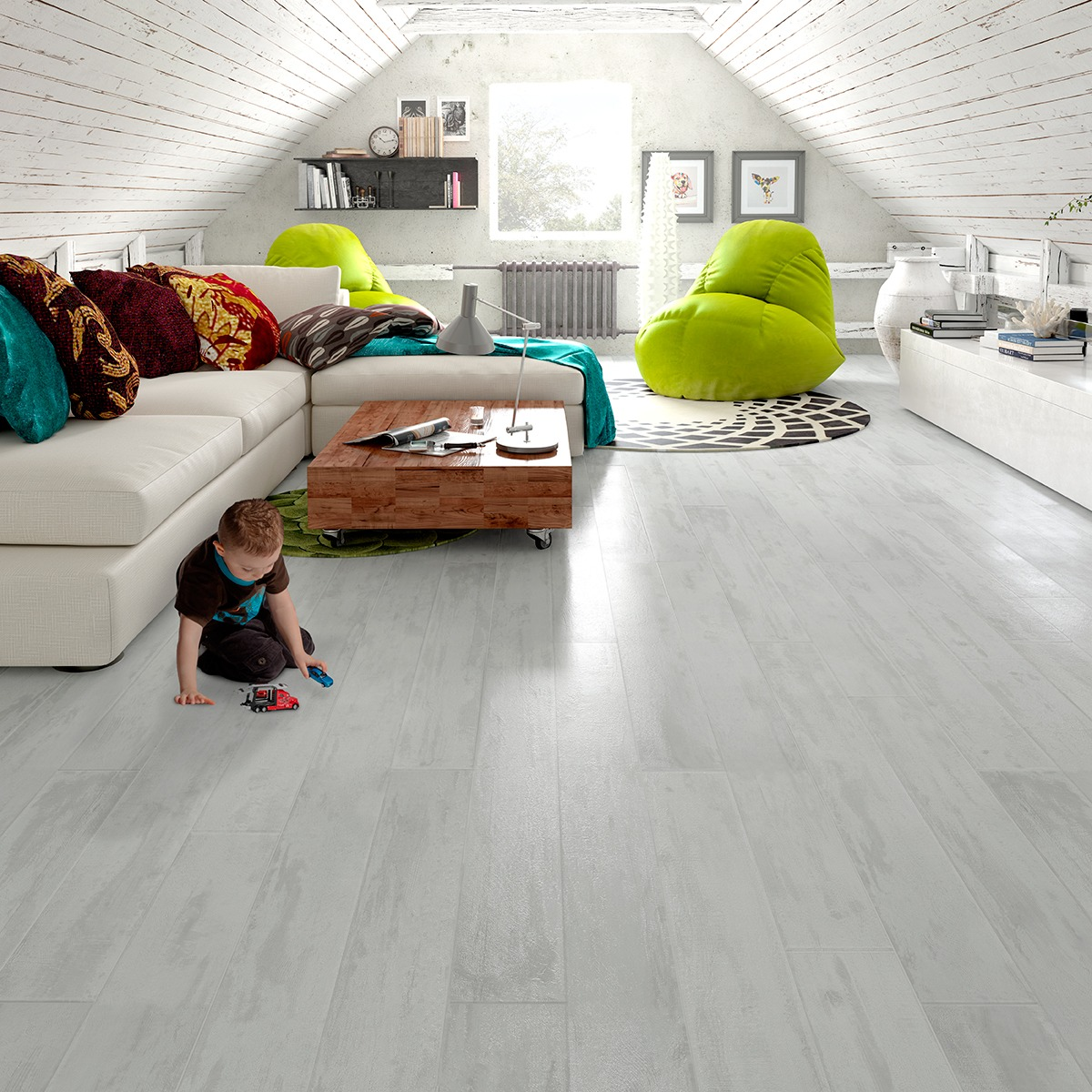 FAUS Cement Pine