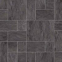 tarima - parquet - laminado Night Slate Black