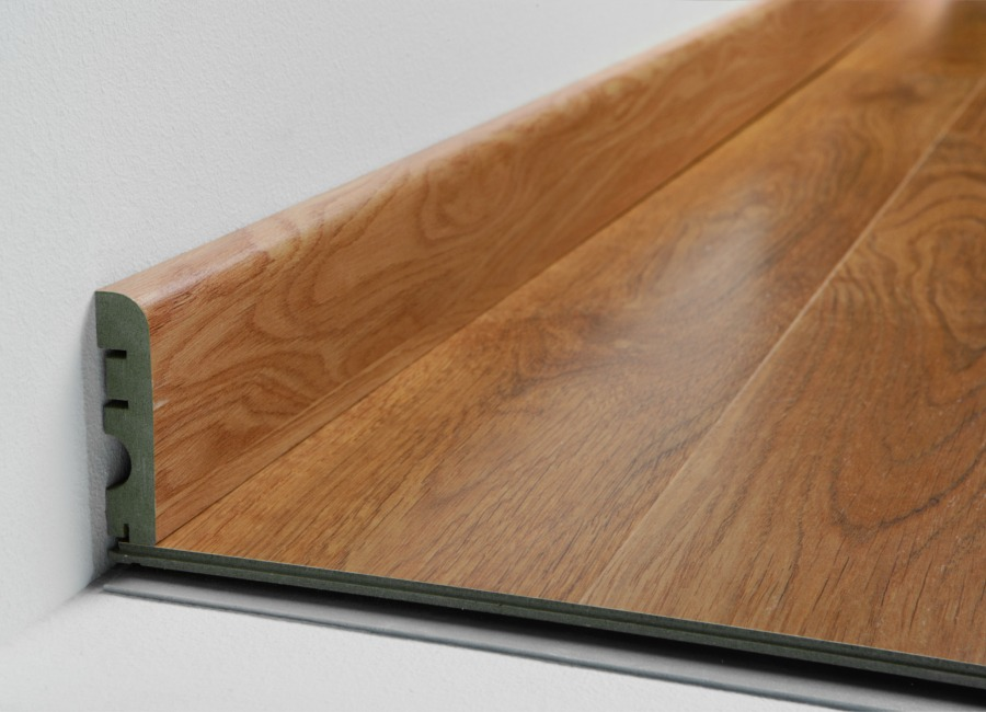 FAUS WATER-RESISTANT SKIRTING 70 MM (FOR WOOD)