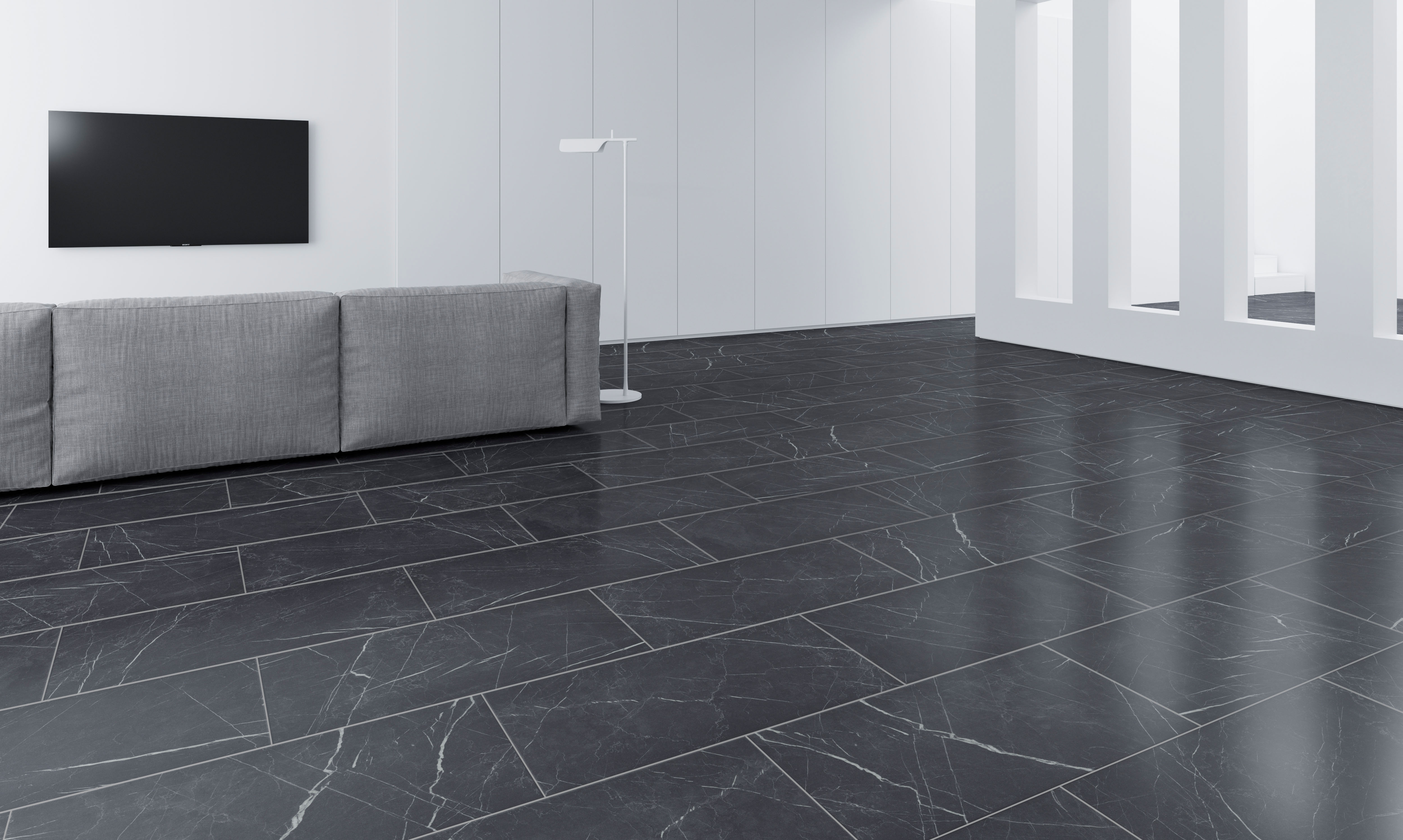 FAUS Negro Marble